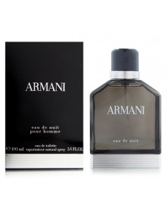 Armani Eau De Nuit Eau De Toilette 100 ml Spray