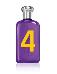 Ralph Lauren Big Pony Collection Woman n° 4 Violet Eau de toilette 100 ml spray - TESTER