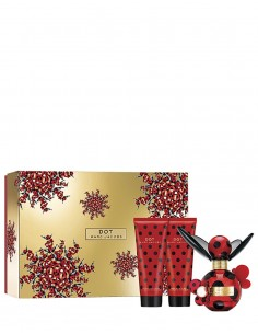 Marc Jacobs Dot Gift Set (Edp 50 ml spray + Body Lotion 75 ml + Shower Gel 75 ml)