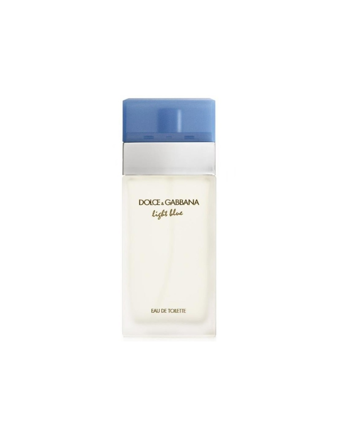 light blue profumo tester