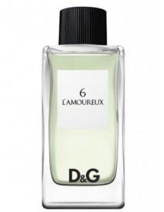 Dolce & Gabbana 6 L'amoreux Edt 100 ml spray- TESTER