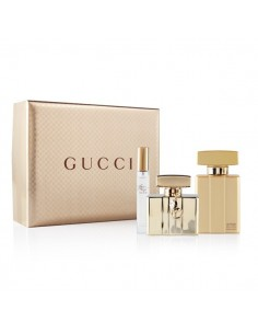 Gucci by Gucci Premiere Gift Set Edp 75 ml + Body Lotion 100 ml + Miniatura 7,4 ml Edp