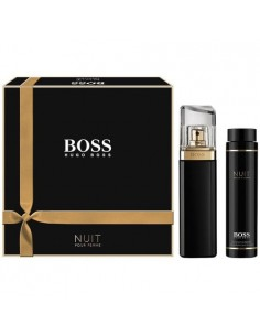 Hugo Boss Boss Nuit Femme Coffret (Edp 75 ml spray + Body Lotion 200 ml)