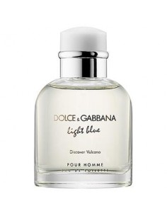 Dolce & Gabbana Light Blue Discover Vulcano Edt 125 ml Spray- TESTER