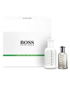 Hugo Boss Bottled Unlimited Gift Set Edt 100 ml + Boss Bottled 30 ml