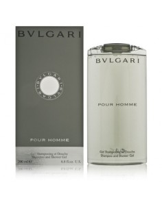 Bulgari Pour Homme Shower Gel 200 ml