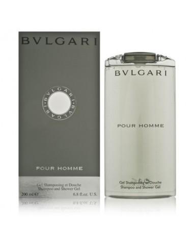 Bulgari Pour Homme Shower Gel 200 ml