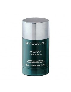 Bulgari Aqua pour Homme Deodorante Senza Alcool 75 ml