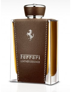 Ferrari Leather Essence Eau de parfum 100 ml Spray - TESTER