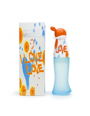 Moschino Cheap & Chic I Love Love Eau de Toilette Spray