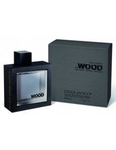 Dsquared2 He Wood Silver Wind Edt 100 ml spray