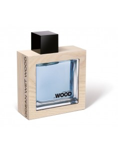 Dsquared2 He Wood Ocean Wet Eau De Toilette 100 ml spray - TESTER