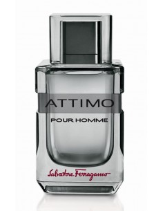 Salvatore Ferrgamo Attimo Pour Homme Edt 100 ml Spray - TESTER