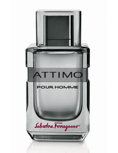 Salvatore Ferrgamo Attimo Pour Homme Edt 100 ml Spray - TESTER