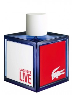 Lacoste L!ve Pour Homme Edt 100 ml Spray - TESTER
