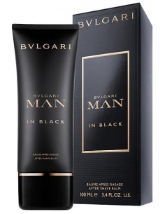 Bulgari Man In Black After Shave Balm 100 ml