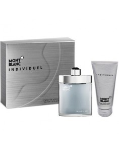 Mont Blanc Individuel Set ( Edt 75 ml Spray + After Shave 100 ml)