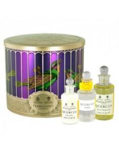 Penhaligon's Quercus Set ( Edc 50 ml Spray + Shower Gel 100 ml + Body Lotion 100 ml)