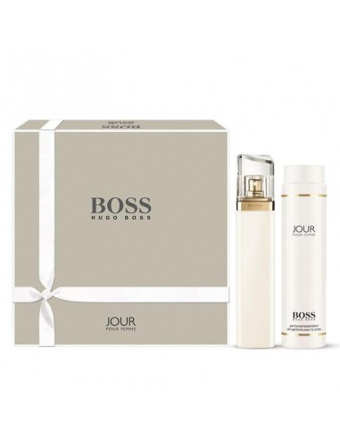 Hugo Boss Boss Jour Set (Edp 75 ml Spray + Body Lotion 200 ml)
