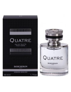 BOUCHERON QUATRE FOR MEN EDT 50 ML SPRAY