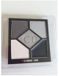 Christian Dior 5 Couleurs Design 008 Smoky - TESTER