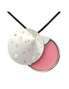 Swarovski Aura Bijou Maquillage Crystal Gloss Rose Scintillant