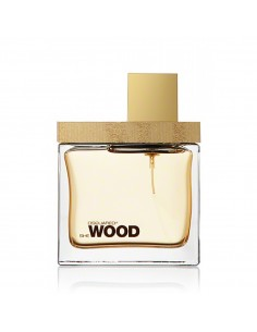 Dsquared She Wood Golden Light Edp 100 ml spray - TESTER