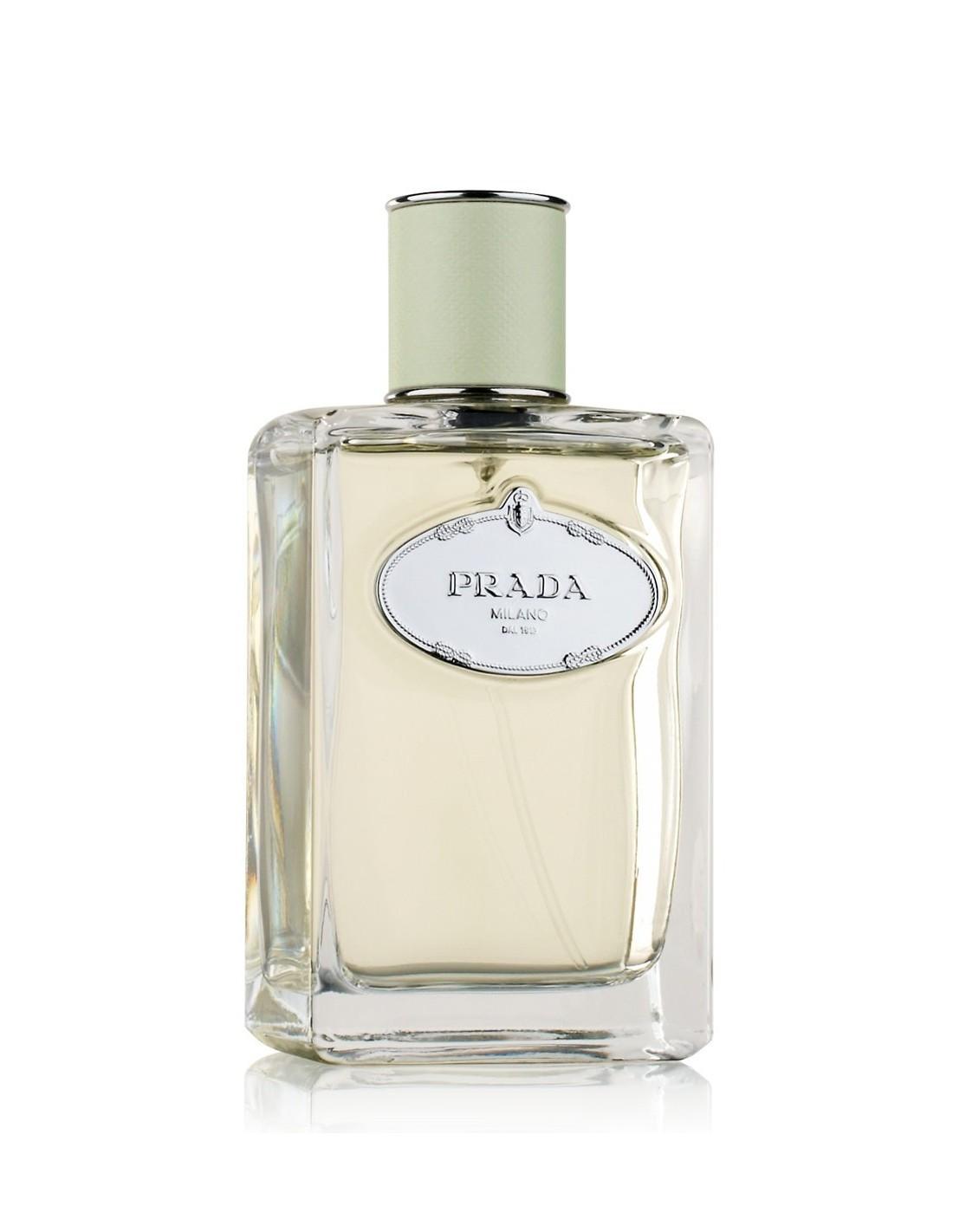 Eau Tester D'iris Infusion Parfum100 Ml Spray De Azzurra Prada hrdsQt