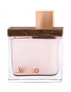 Dsquared She Wood Eau De Parfum 100 ml spray - TESTER