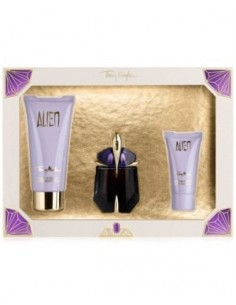 Thierry Mugler Alien Cofanetto (Edp 30 ml Ric.le+Shower Gel 30 ml+Body Lotion 100 ml))