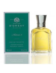 Parfum D'Orsay Arome 3 Eau de toilette 100 ml spray