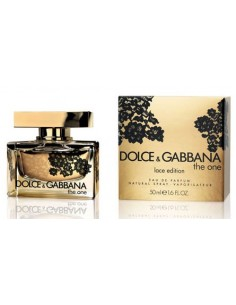 Dolce & Gabbana The One Lace Edition Edp 50 ml Spray