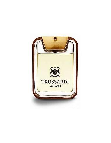 Trussardi My Land Homme Edt 100 ml Spray - TESTER