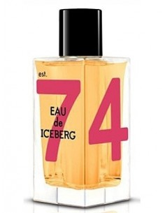 Iceberg Eau De Iceberg Wild Rose Edt 100 ml Spray - TESTER