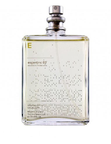 Escentric Molecules Escentric 03 Eau De Toilette 100 ml Spray - TESTER