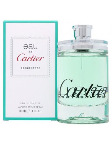 Cartier Eau de Cartier Concentree' Edt 100 ml spray