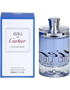 Cartier Eau De Cartier Vetiver Bleu Edt 100 ml Spray