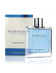 Davidoff Silver Shadow Altitude Eau de toilette 100 ml spray