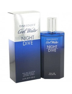 Davidoff Cool Water Night Dive Eau de toilette 125 ml Spray
