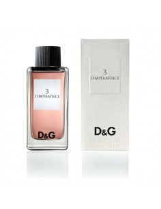 Dolce & Gabbana N° 3- L'Imperatrice Edt 100 Ml Spray