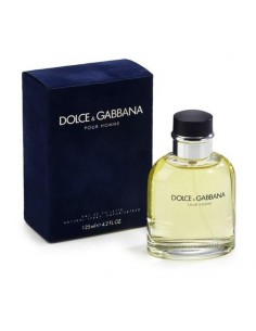 Dolce & Gabbana Pour Homme Edt 125 Ml Spray
