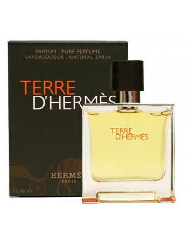 Hermes Terre d'Hermes Parfum Pure...