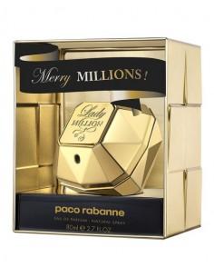 Paco Rabanne Lady Million Merry Million Eau De Parfum 80 ml Spray