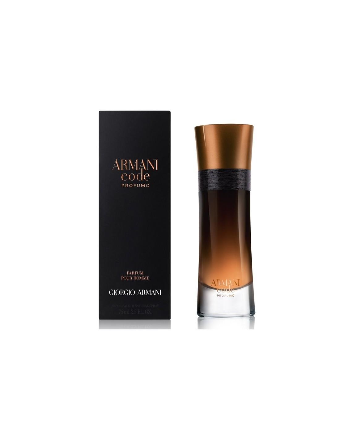 Armani Code Homme Profumo Eau de Parfum Spray Uomo