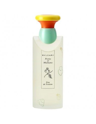 Bulgari Petits Et Mamans Set ( Edt 100 ml Spray + Body Lotion 75 ml + Zainetto)
