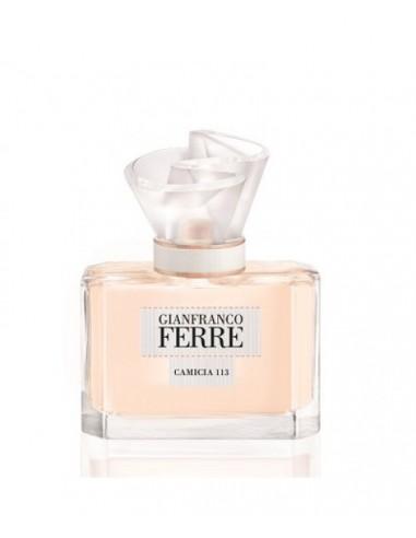 Gianfranco Ferre' Camicia 113 Edt 100 ml Spray - TESTER