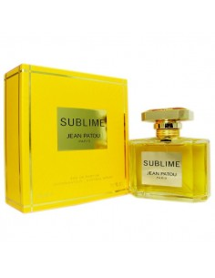 Jean Patou Sublime Eau De Parfum 75 ml Spray