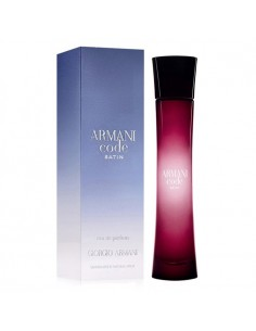 Armani Code Femme Satin Eau De Parfum 75 ml Spray