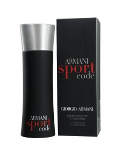 Armani Code Sport Edt 75 ml spray