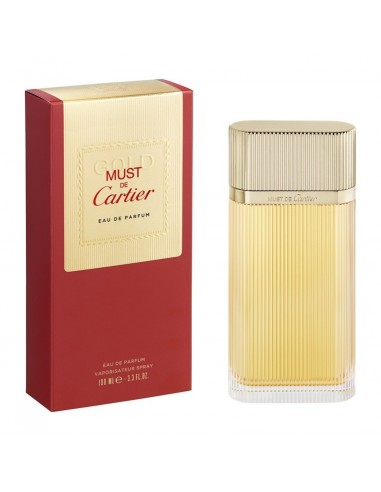 Cartier Must Gold Edp 100 ml Spray